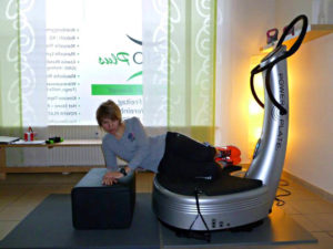 Powerplate-Training PhysioPlus Eisbergen